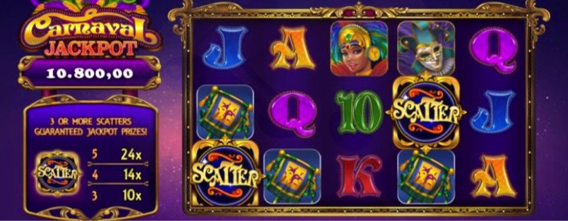 Carnaval Jackpot Slot Review