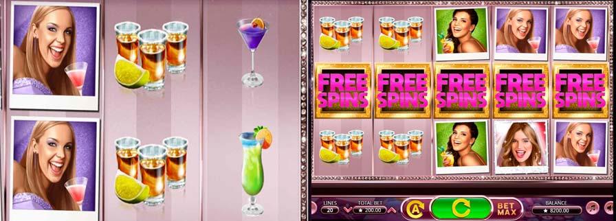 Bachelorette Party Slot review