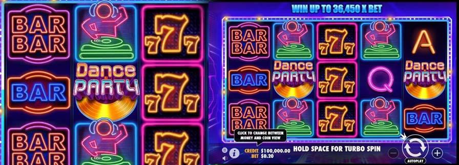 Dance Party Slot Review