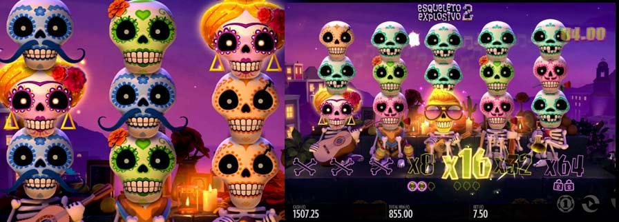 Esqueleto Explosivo Review