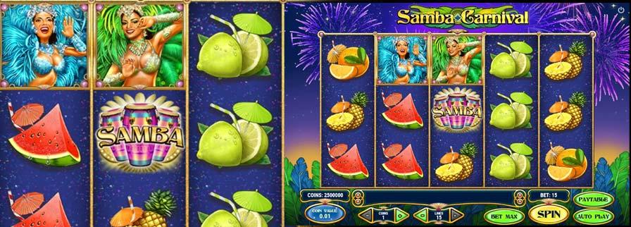 Samba Carnival Review